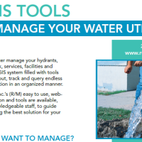 Use GIS Tools to Manage your Water Utility
