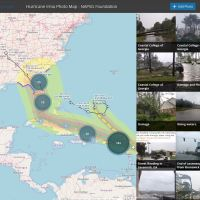 Esri Story Maps - Hurricane Harvey and Irma